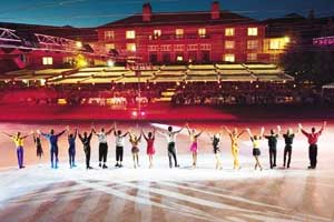 ice shows in sun valley